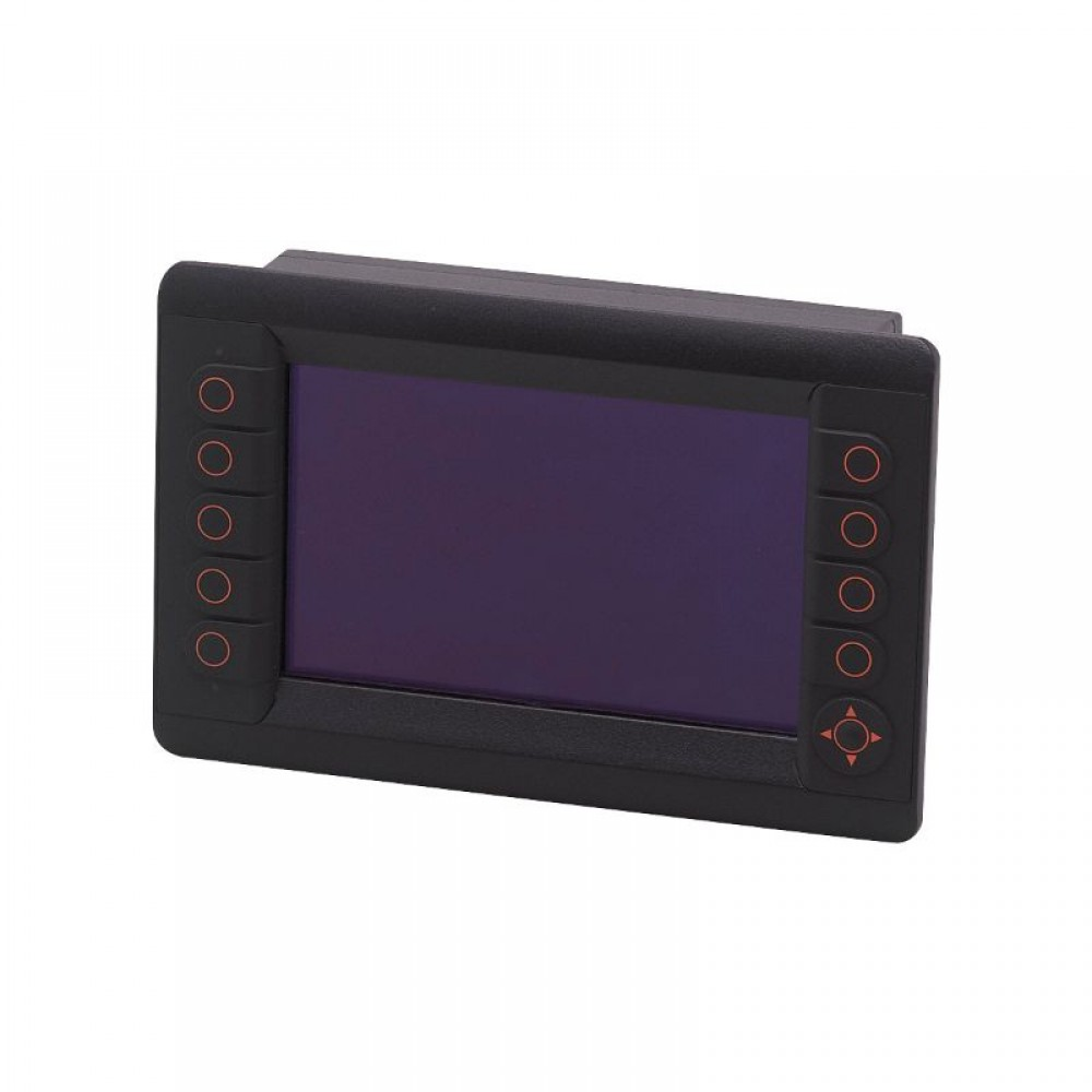 CR1081-Programmable graphic display for controlling mobile machines