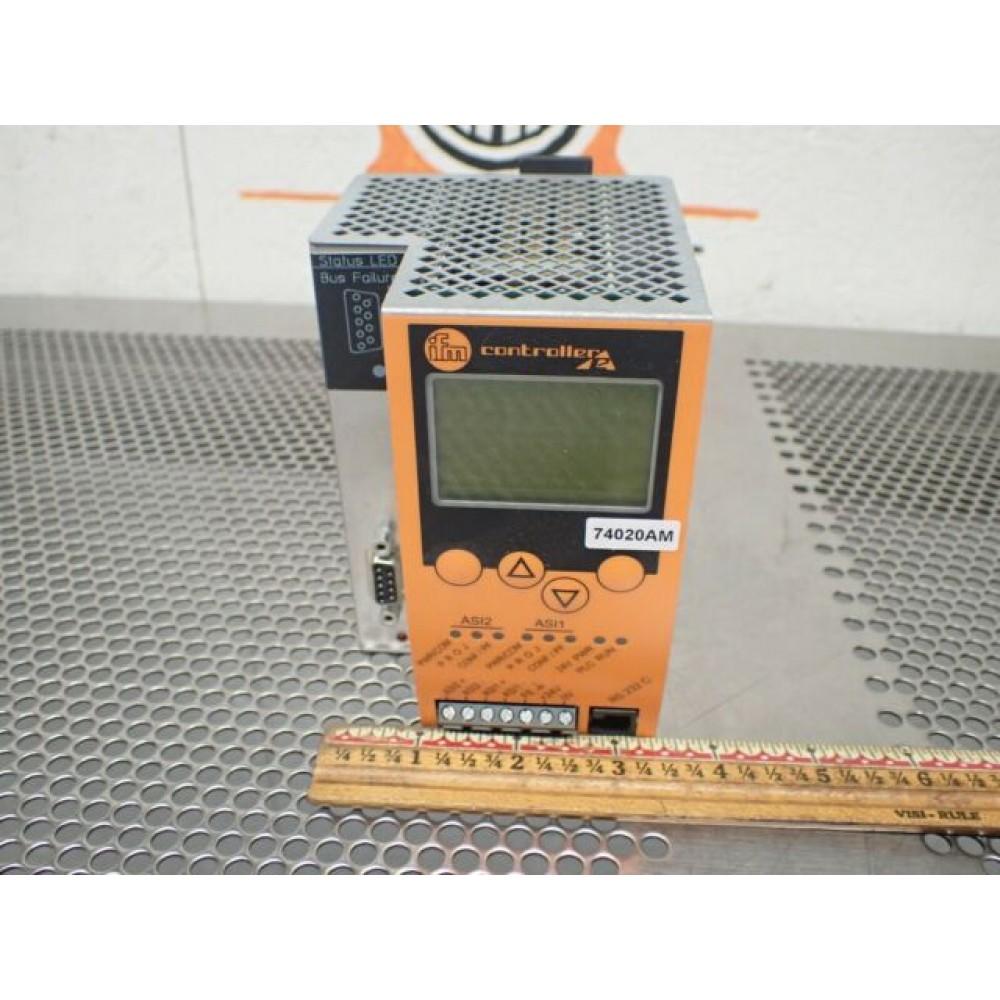 AC1309 Interfata AS-i Gateway Modbus/TCp cu PLC